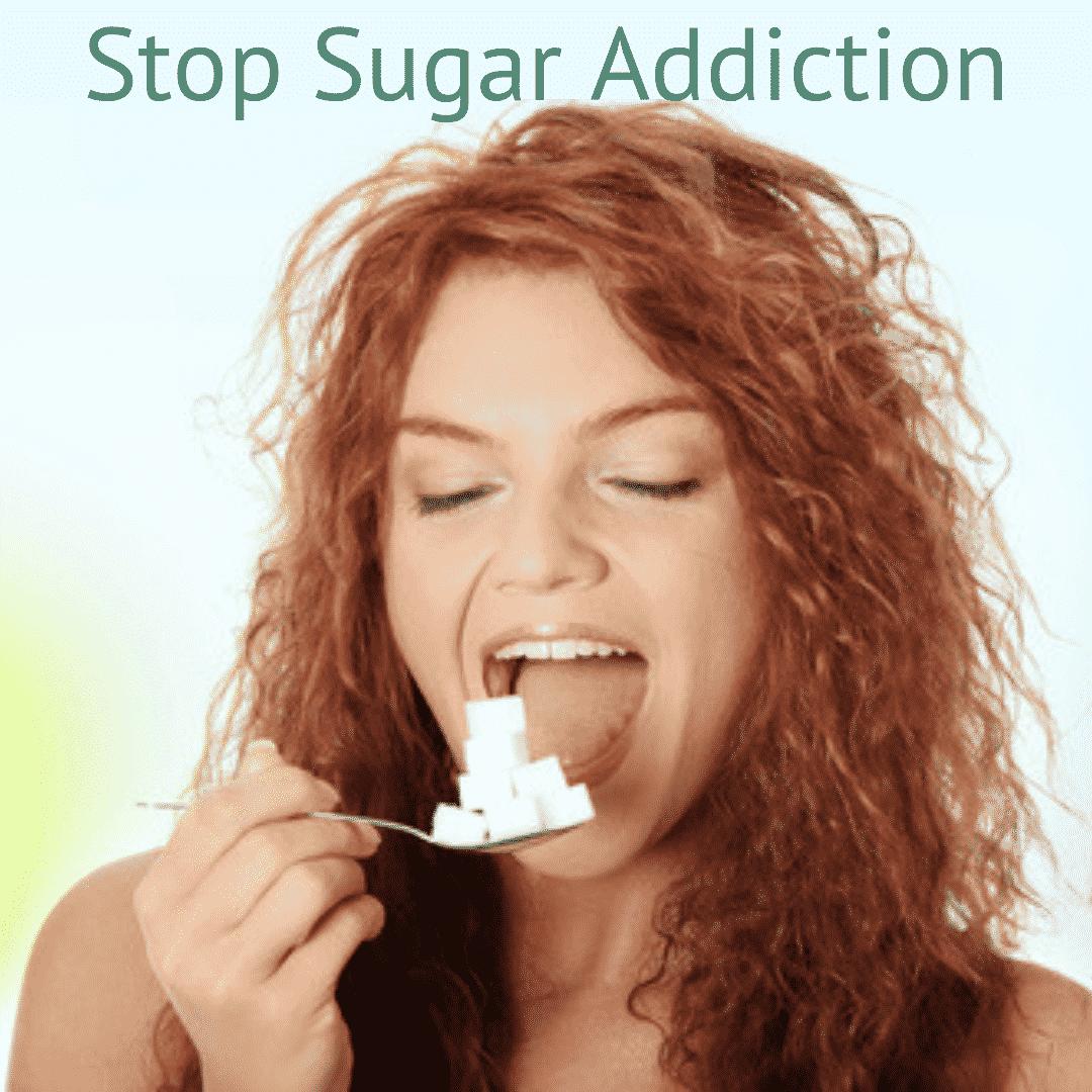 Stop Sugar Addiction - You can kick the habit