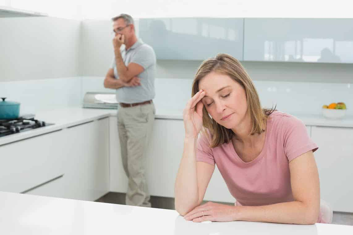 Avoiding confrontation or conflict in a relationship isn't healthy because conflict is a sign of growth as you open up communication on a difficult subject.