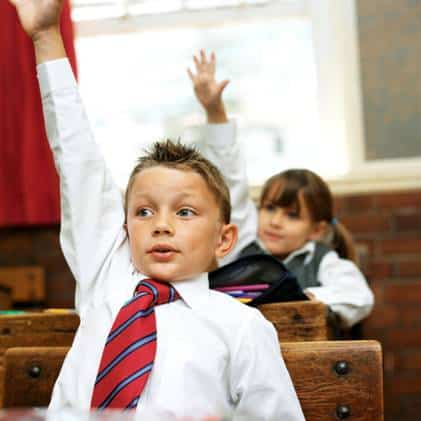 gifted children at school