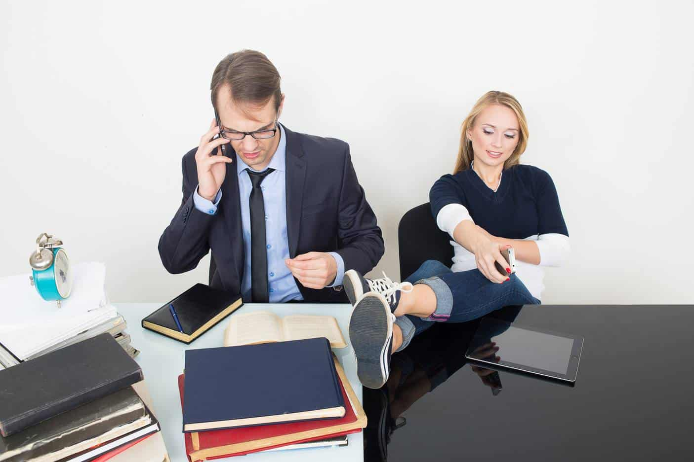 Codependency can be a problem in family businesses