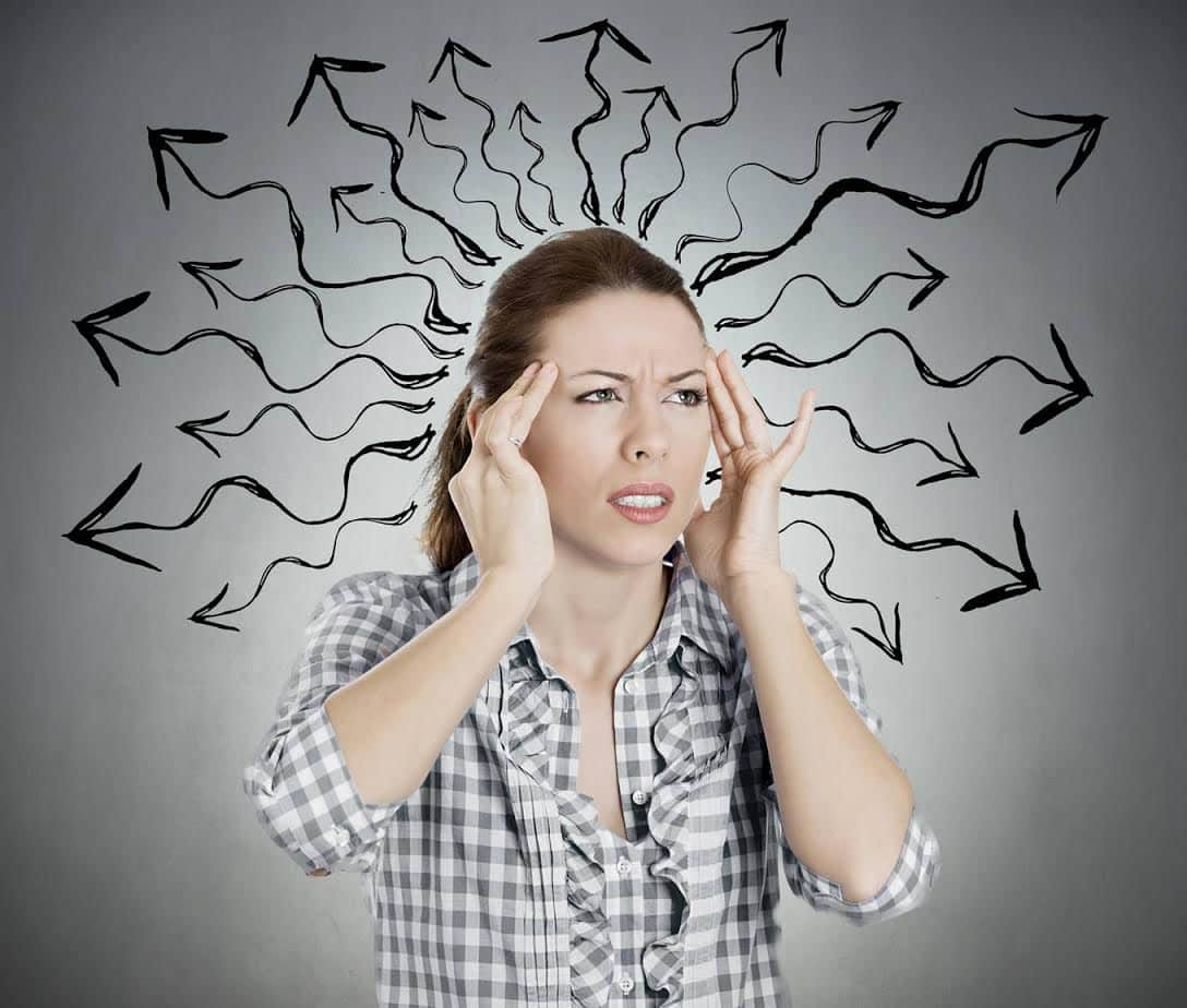 Negative thoughts fuel the feelings of fear and anxiety, so when you suffer from OCD or panic, change your thought patterns and you change the way you feel.