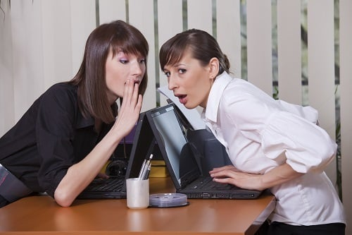 It's human nature to love gossip, the juicier the better. And technology makes it so easy. So we're assaulted daily with new revelations about how vulnerable we are to hacking, disinformation, and fake news. But we don't have to be a victim. We can make a difference, by carefully choosing what repeat