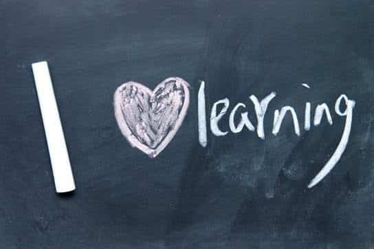 Keep your love of learning alive, even if you struggle with learning new concepts, by using this proven formula for fully engaging your brain in the process