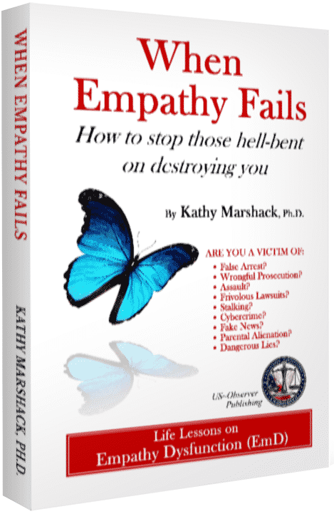 WHEN EMPATHY FAILS: How to stop those hell-bent on destroying you
