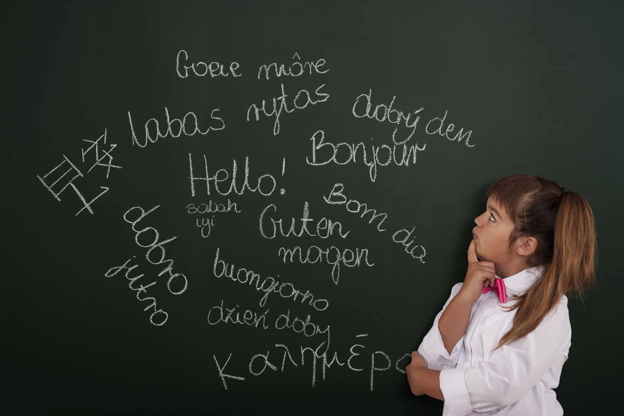 being bilingual may improve an autistic child's cognitive flexibility.
