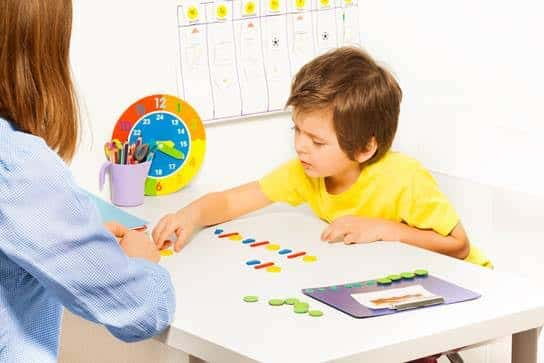 repitition may not be the best method for teaching children with autism
