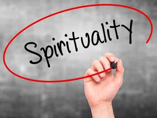 Those who embrace their spirit connection find greater health and prosperity, because the three legs of a balanced life are mind, body and spirit.