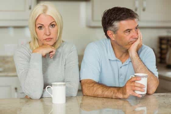 asperger husband makes the wife feel lonely and like she doesn't fit in anywhere
