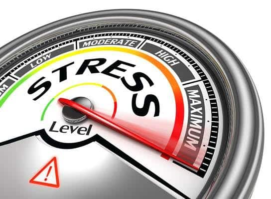 Stress is your friend because it's telling you that something isn't right in your life and you need to do something; it's how you react to stress that's good or bad.