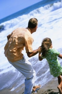 father's influence on children