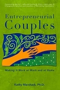 Book cover - Entrepreneurial Couples Making It Work at Work and at Home