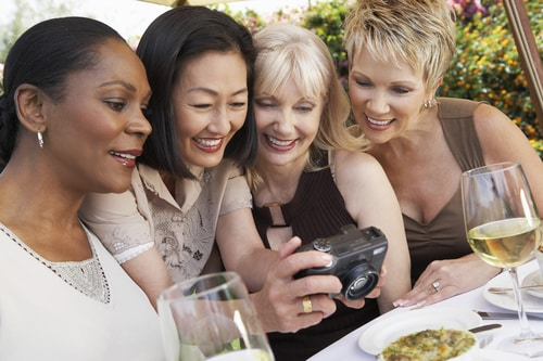 """Why do we """"click"""" with certain people? Often our friendships are based on commonalities, but science reveals our genes and brain chemistry play a part, too."""
