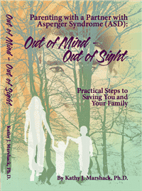 Out of Mind Out of sight Parenting with a Partner with Asperger Syndrome ASD