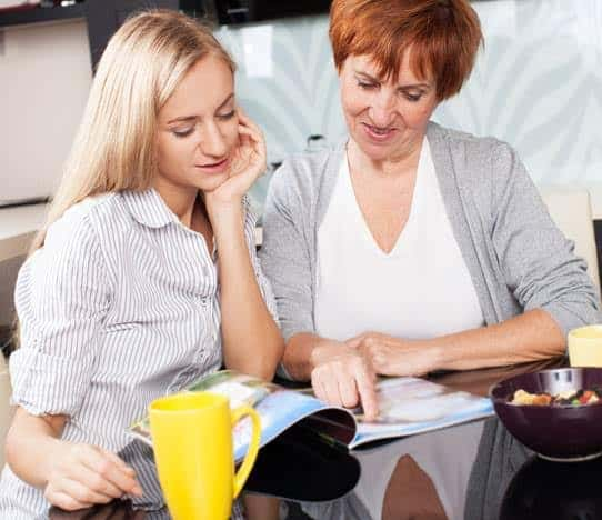 women benefit from having and being a mentor