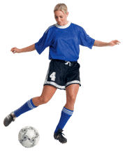 female athletes suffer from concussions too